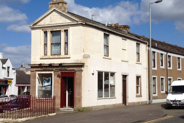 Thumbnail Retail premises to let in 1 New Road, Ayr