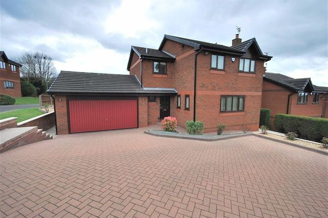 Thumbnail Detached house to rent in Landrace Drive, Worsley, Manchester