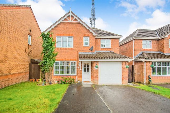 Thumbnail Detached house to rent in Glynmil Close, Merthyr Tydfil