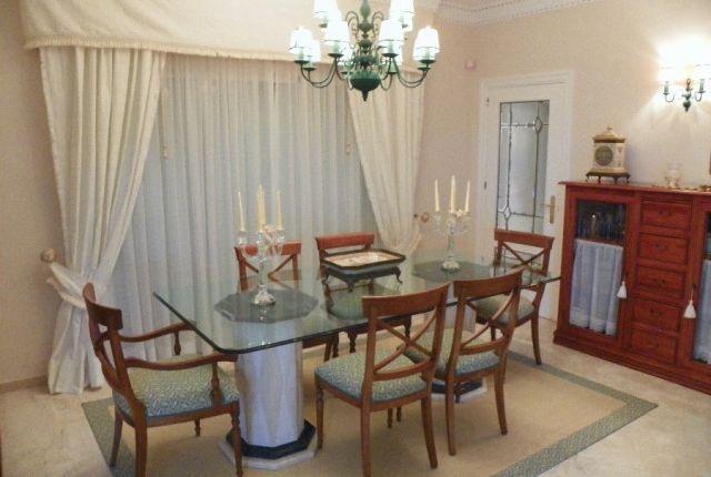 Dining Area of Spain, Málaga, Marbella, El Rosario