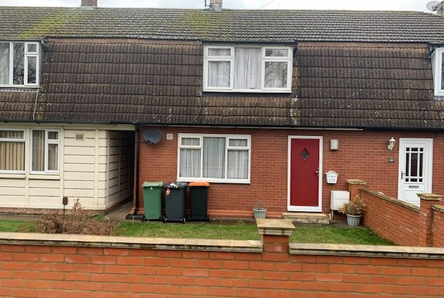 Thumbnail Terraced house to rent in Brewers Hill Road, Dunstable