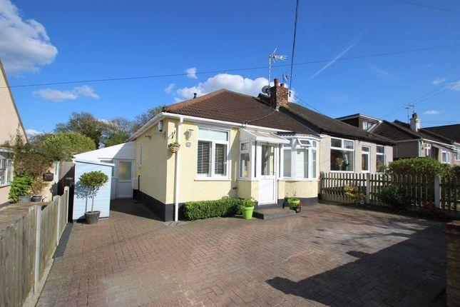 2 bed semi-detached bungalow for sale in Southfield Drive, Benfleet