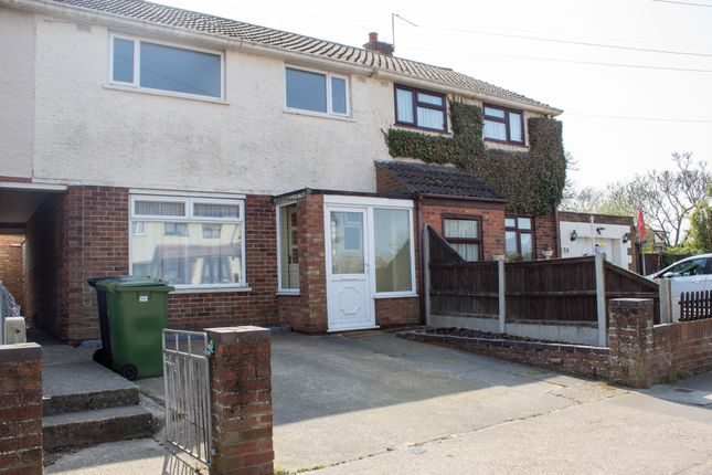 3 bed terraced house to rent in Hertford Way, Gorleston, Great Yarmouth NR31