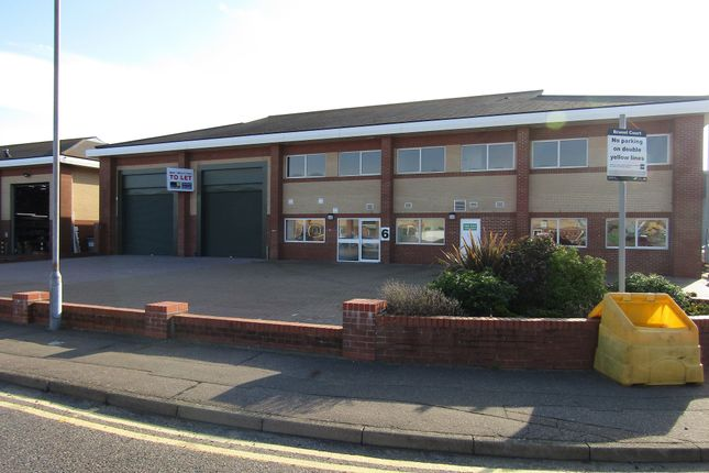 Thumbnail Industrial to let in Brunel Way, Severalls Industrial Park, Colchester