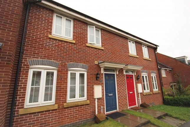 Thumbnail Terraced house for sale in Robinson Way, Wootton, Northampton