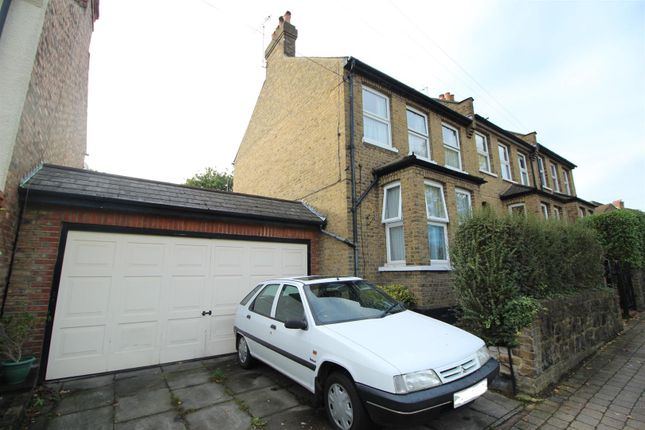 Thumbnail Semi-detached house for sale in Lavender Hill, Enfield