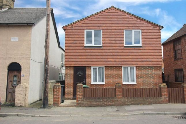 Thumbnail Detached house to rent in Holborough Road, Snodland, Kent