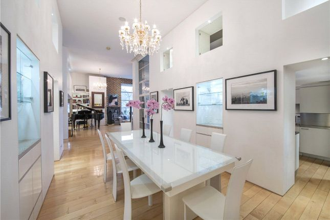 Thumbnail Flat for sale in The Yoo Building, 17 Hall Road, St John's Wood