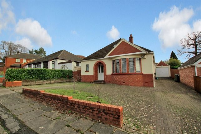 Thumbnail Detached bungalow for sale in Alltmawr Road, Cyncoed, Cardiff