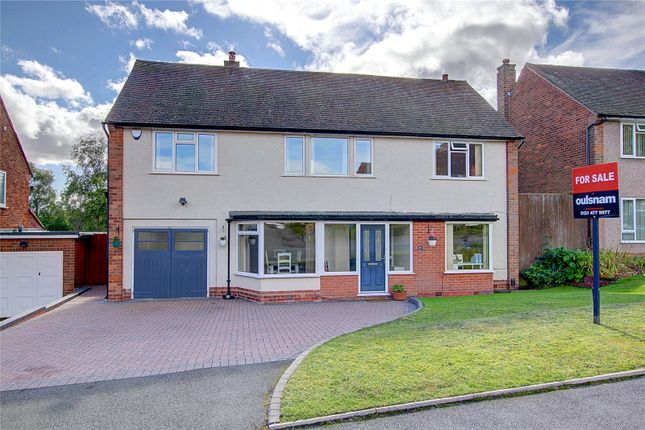 Thumbnail Detached house for sale in Bryony Road, Bournville Village Trust, Selly Oak, Birmingham