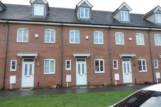 Thumbnail Terraced house to rent in The Pollards, Bourne, Lincolnshire