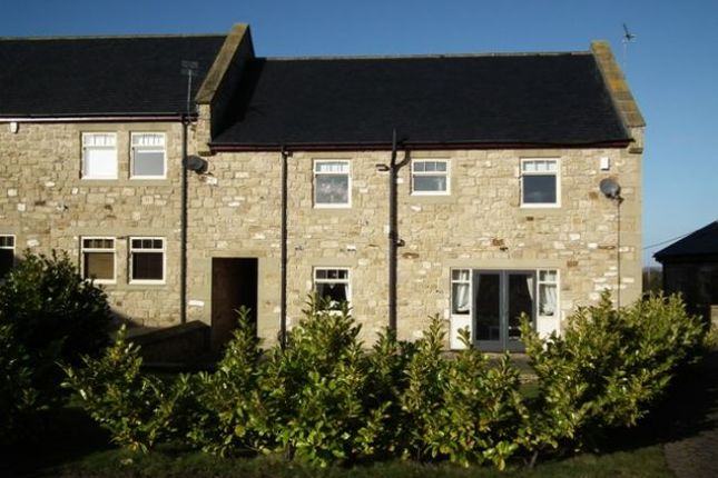 Thumbnail End terrace house for sale in Tranwell Court, Morpeth