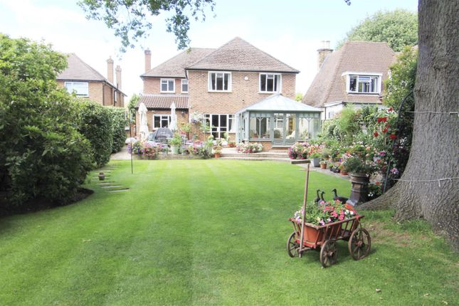 Garden 1 of Thornhill Road, Ickenham, Uxbridge UB10