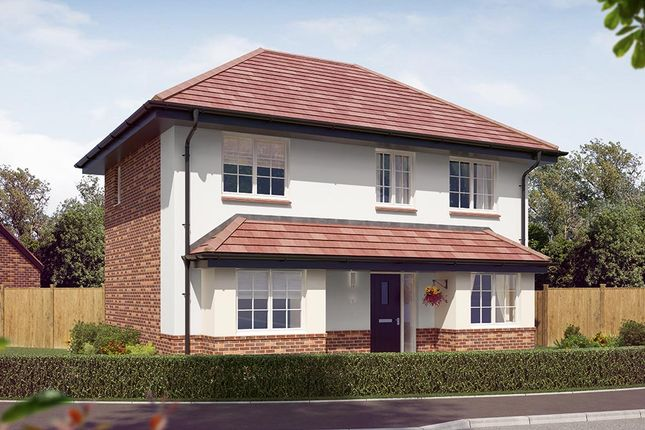 "Thumbnail Detached house for sale in ""The Tetbury"" at Newbold Road, Chesterfield"