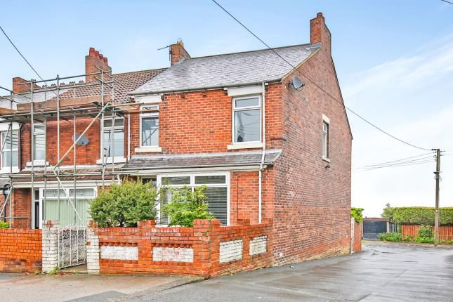 Thumbnail End terrace house for sale in Findon Hill, Sacriston, Durham, Co Durham