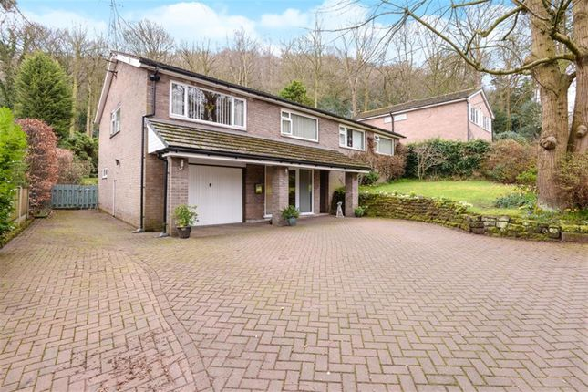 Thumbnail Detached house for sale in Carriage Drive, Frodsham, Cheshire