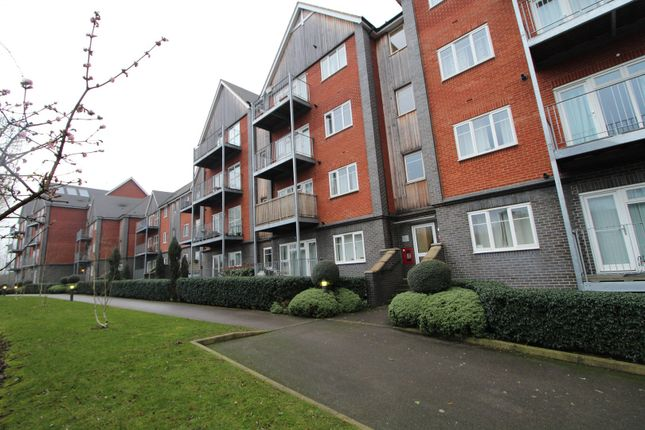Thumbnail Flat for sale in 49 Millward Drive, Milton Keynes