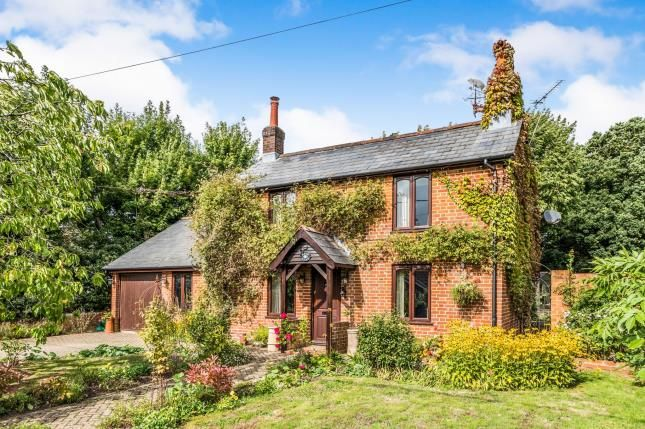 Thumbnail Detached house for sale in Bartley, Southampton, Hampshire