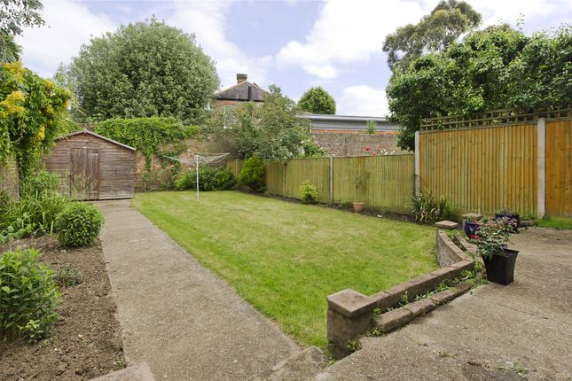 Garden of Kilmorey Gardens, St Margarets, Twickenham TW1