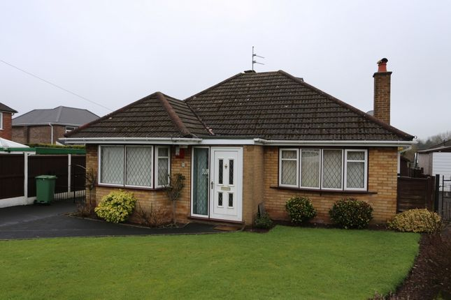 Thumbnail Bungalow for sale in Park View, Blythe Bridge