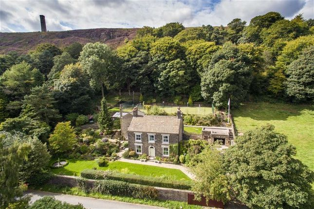 6 bed detached house for sale in Cross Lane, Holcombe, Bury