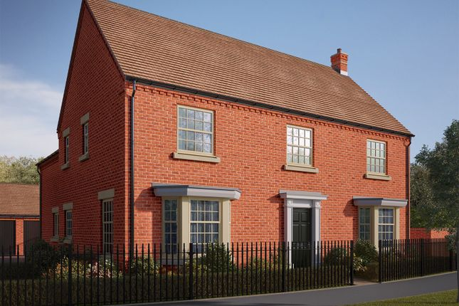 """Thumbnail Detached house for sale in """"The Brackley"""" at Iowa Road, Alconbury, Huntingdon"""