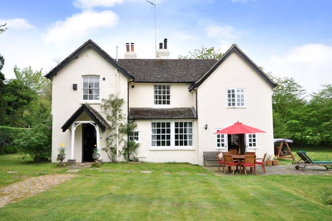 Thumbnail Detached house for sale in Rusper Road, Newdigate, Dorking