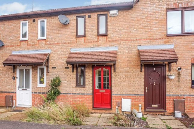 Thumbnail Terraced house for sale in Lindisfarne Way, East Hunsbury, Northampton