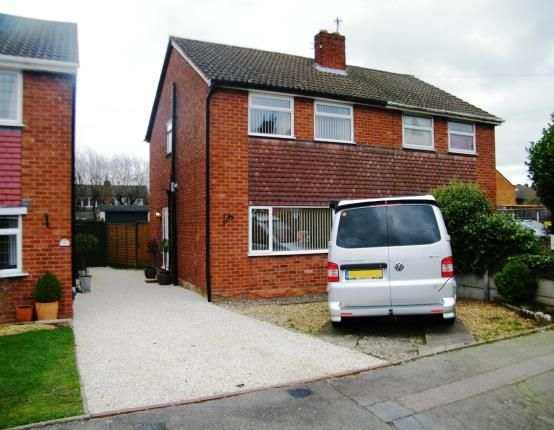 Semi-detached house in  Hunter Avenue  Chase Terrace  Burntwood  Birmingham