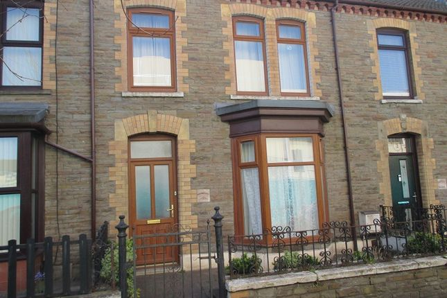 3 bed terraced house for sale in Eagle Street, Port Talbot, Neath Port Talbot. SA13