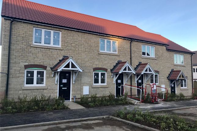 Thumbnail End terrace house for sale in Studley Lane, Studley, Calne, Wiltshire