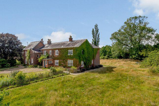 Thumbnail Detached house for sale in Blacksmiths Road, Hasketon, Woodbridge, Suffolk
