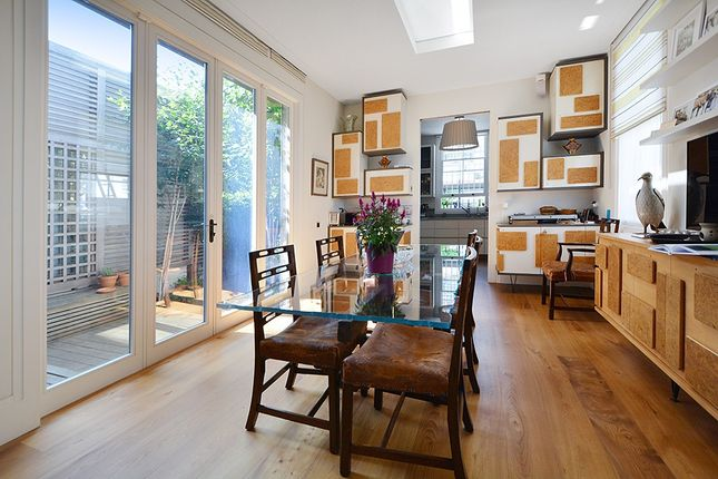 Thumbnail Terraced house to rent in Onslow Square, London