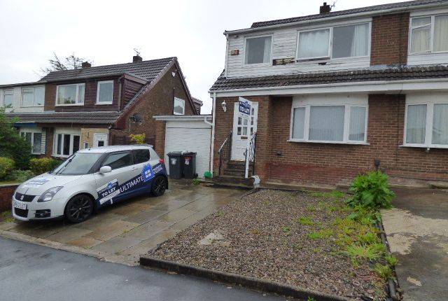 Thumbnail Semi-detached house to rent in Howgill Close, Nelson