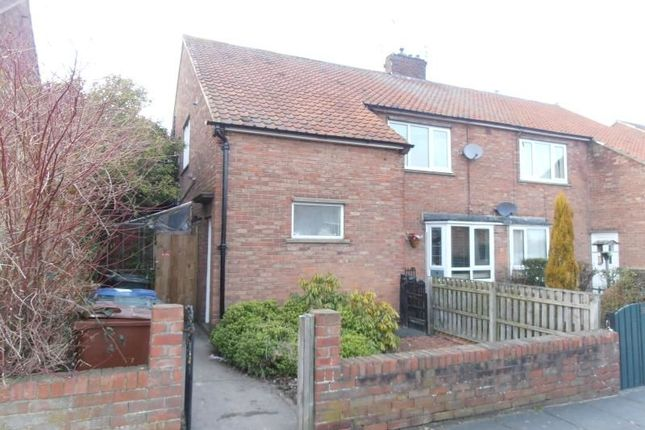 Thumbnail Flat to rent in Felton Avenue, Gosforth, Newcastle Upon Tyne