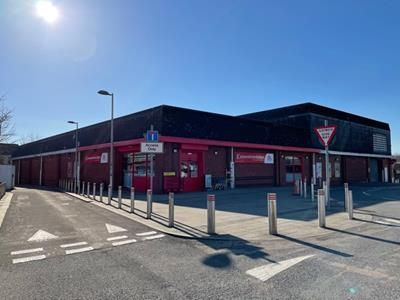 Thumbnail Retail premises for sale in Former Co-Op, College Street, Ammanford, Carmarthenshire