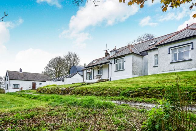Thumbnail Detached house for sale in Dre-Fach Felindre, Llandysul