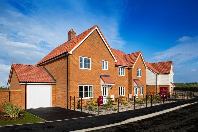 Detached house for sale in Crocus Fields, Little Walden Road, Saffron Walden