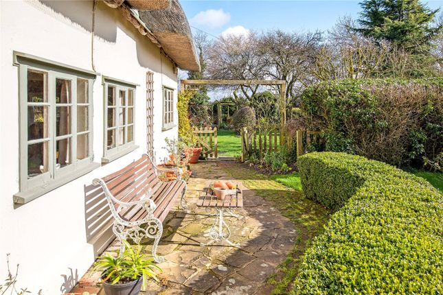 Patio Area of Furneux Pelham, Buntingford, Hertfordshire SG9
