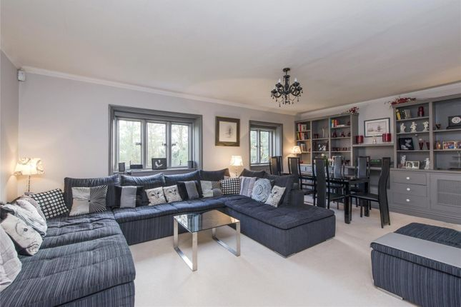 Thumbnail Flat for sale in Coombe House, Devey Close, Kingston Upon Thames, Surrey