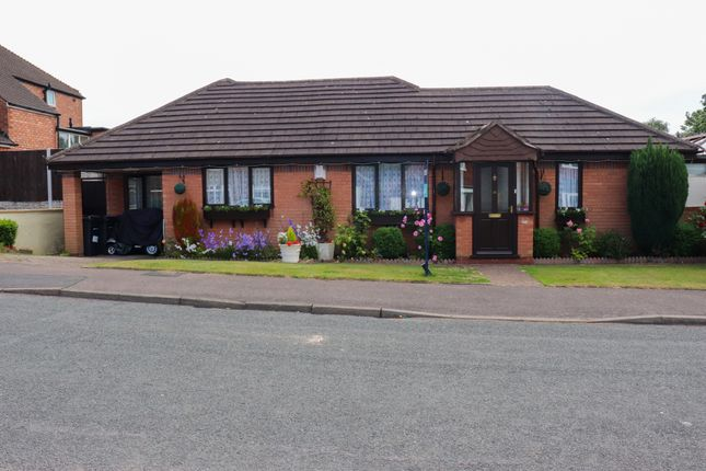 Thumbnail Bungalow for sale in The Greenway, Sutton Coldfield, West Midlands