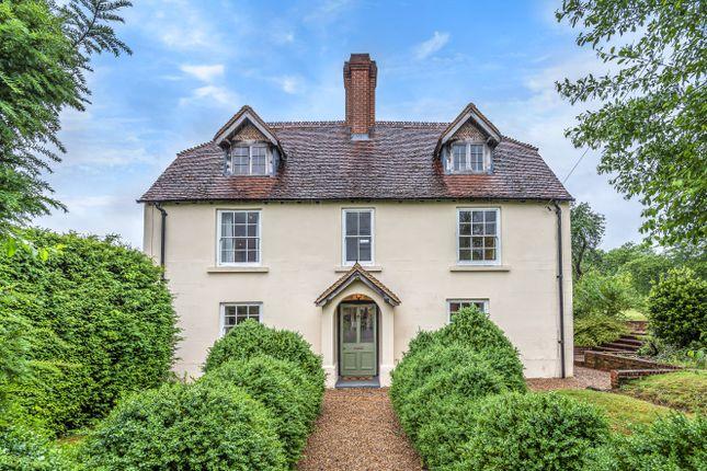 Thumbnail Detached house for sale in Kings Somborne, Stockbridge