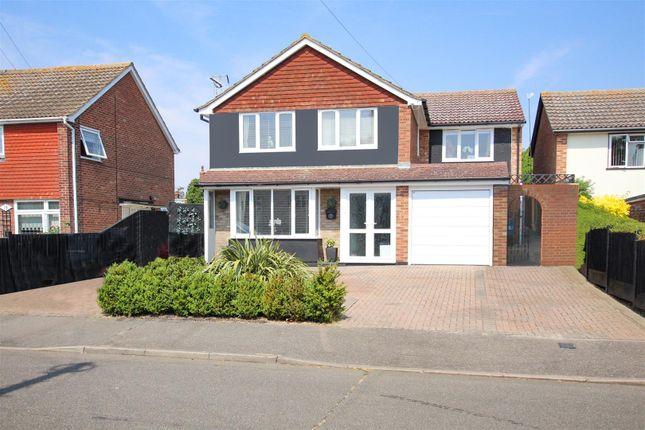 Thumbnail Detached house for sale in Plume Avenue, Maldon