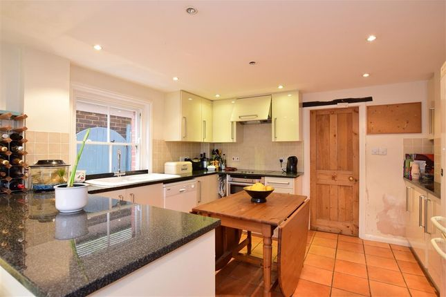Thumbnail End terrace house for sale in High Street, Barcombe, East Sussex