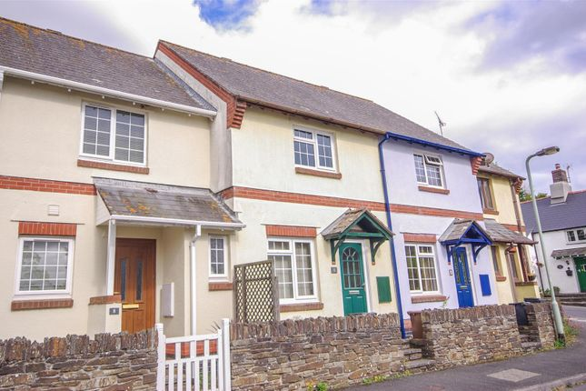 Thumbnail Terraced house to rent in Cory Court, Wembury, Plymouth