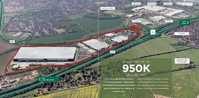 Light industrial for sale in Kettering Gateway, Junction 10 A14, Kettering, Northants
