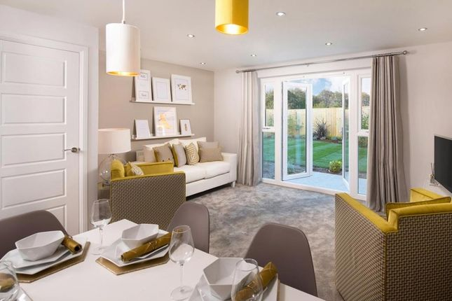 "Thumbnail End terrace house for sale in ""Folkestone"" at Ponds Court Business, Genesis Way, Consett"