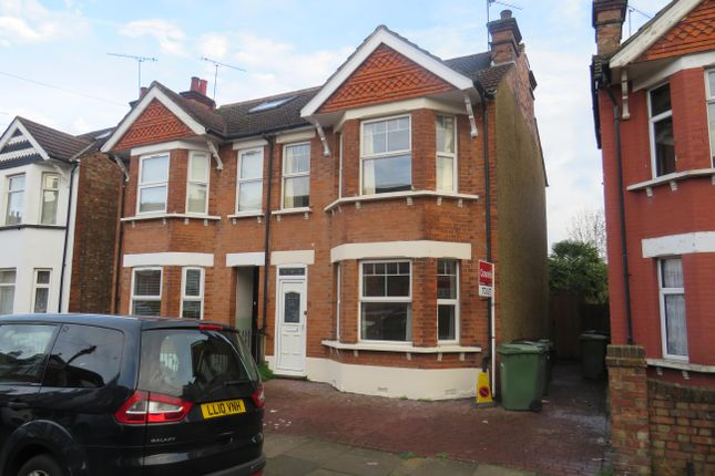 Thumbnail Semi-detached house to rent in Blandford Road, St.Albans