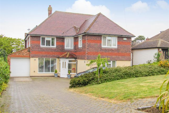 Thumbnail Detached house for sale in Mickleburgh Avenue, Herne Bay