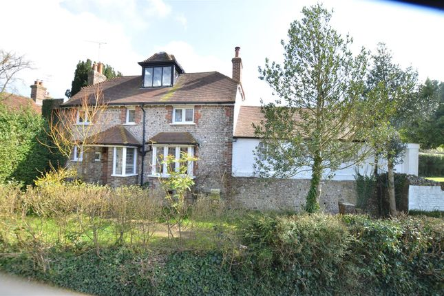 Thumbnail Equestrian property for sale in Jevington, Polegate